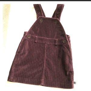 Little Marc Overall Jumper Dress